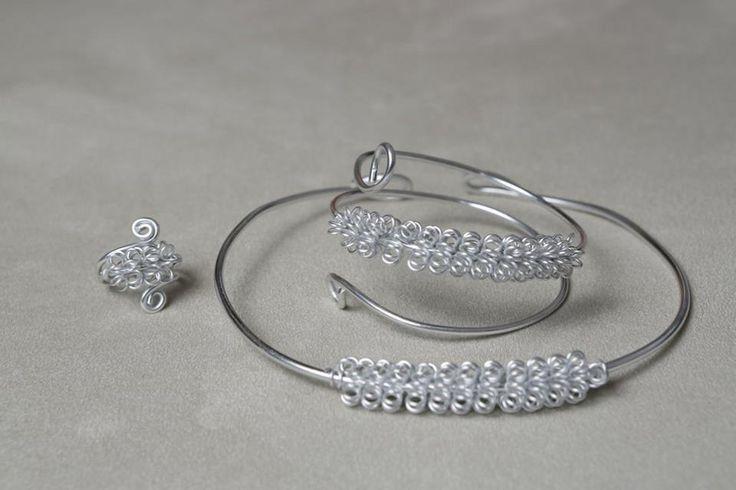 Complete set of jeweller