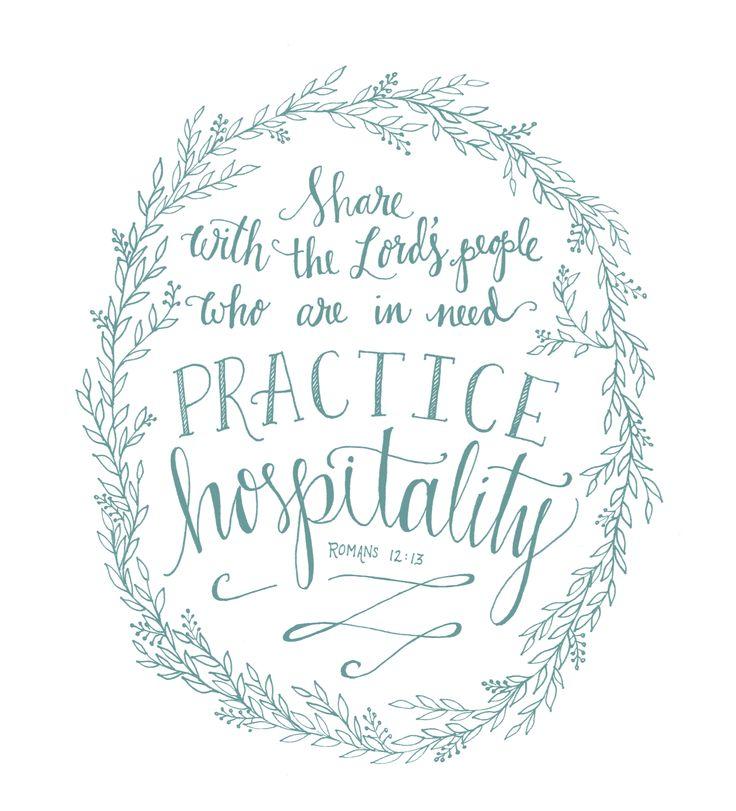 Hospitality - InterVarsity Press