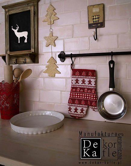 Ręcznie robione kafle ceramiczne heksany