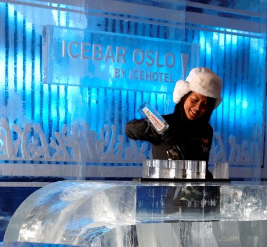 Icebar Oslo | Onko ICEHOTEL sinulle tuttu? / Do you already know ICEHOTEL?