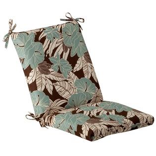 Outdoor Patio Furniture Mid Back Chair Cushion - Retro Tropic $59.99