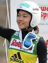 Sara Takanashi, Japan