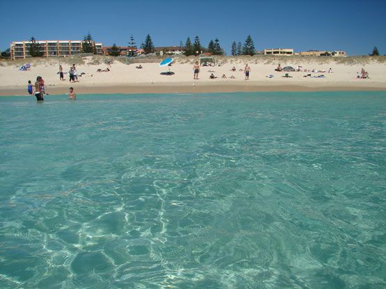 Perth Beaches - We have an office here in Australia