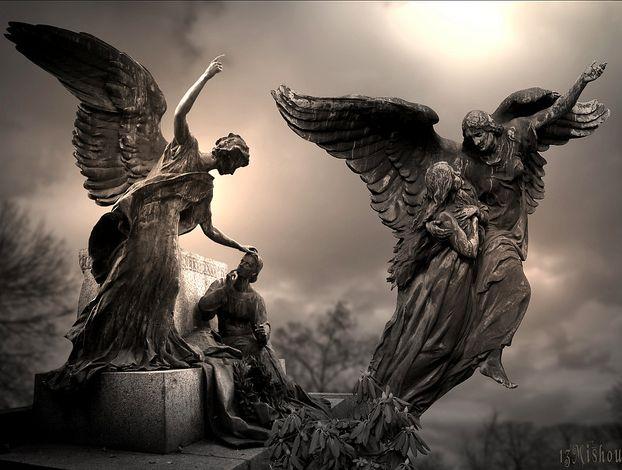m s de 1000 ideas sobre estatuas del cementerio en pinterest ngeles del cementerio estatuas. Black Bedroom Furniture Sets. Home Design Ideas