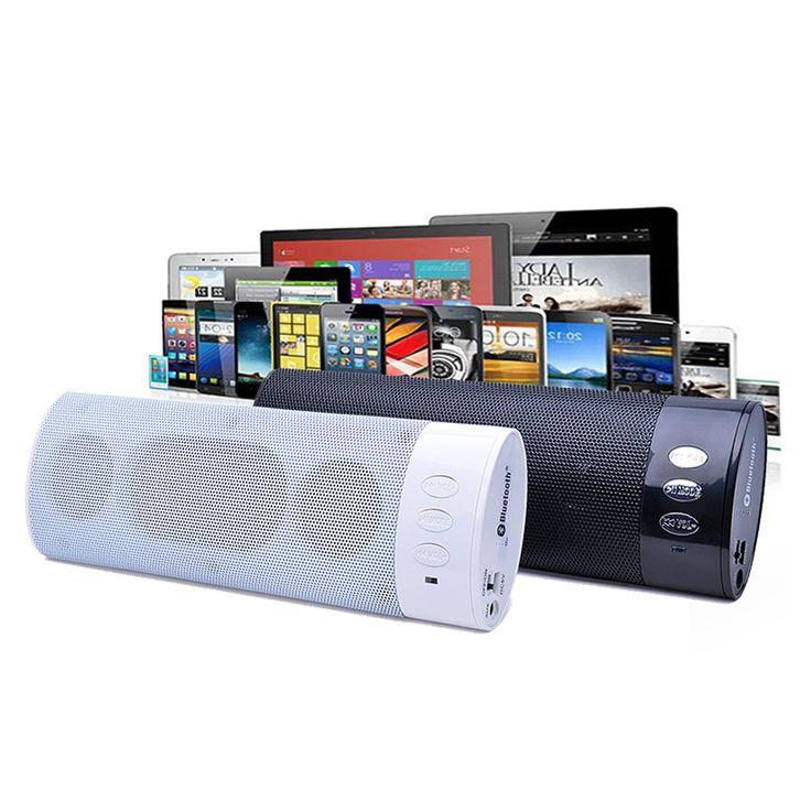 Дешевое Bluetooth мини звуковой ящик сабвуфер динамик рождество самый дешевый бумбокс с съемный 600 мАч литиевая батарея LEVN 258B Bl, Купить Качество Колонки непосредственно из китайских фирмах-поставщиках:           Дома аудио динамик бас Беспроводные динамики NFC и сенсорные функции Поддержка карты памяти для вождения