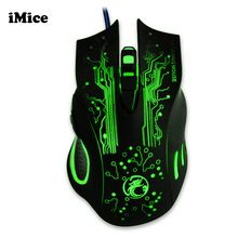 2017 New Professional LED Optical USB 6D Wired Computer Game Gaming Mouse Mice for Laptop PC Desktop For Pro Gamer Peripherals //Price: $US $7.43 & FREE Shipping //     #ipad