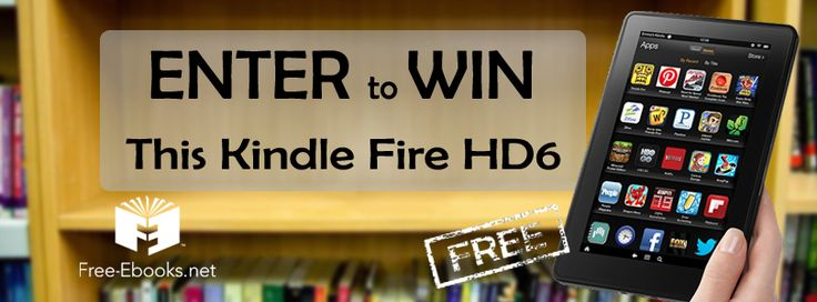 Now is your chance to win a brand new #KindleFireHD6 from Free-eBooks.net to read anywhere, anytime, free! ► http://on.fb.me/1KSWakc  Simply enter your name and email and you're in! ► http://on.fb.me/1KSWakc  Good Luck!