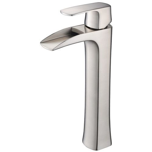 Fresca Fortore Single Handle Single Hole Vessel Faucet