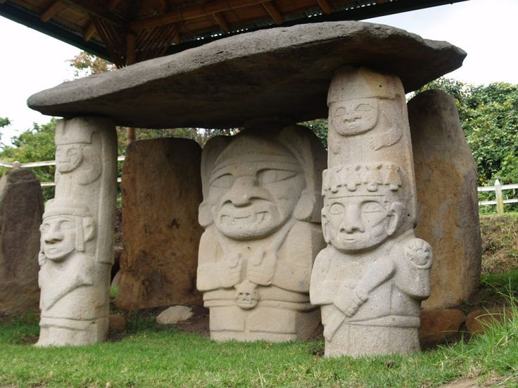 Parque Arqueológico San Augustin