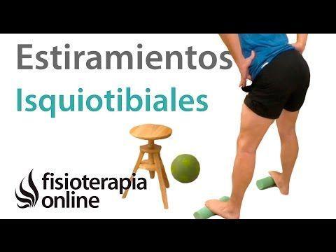 Formas distintas de estirar los isquiotibiales y cadena muscular posterior. | Fisioterapia Online