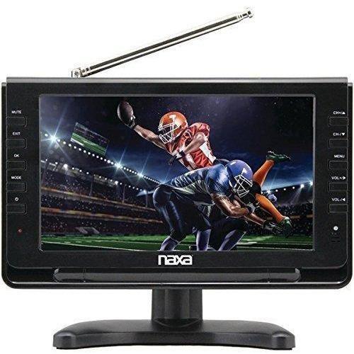 "NAXA NT-90 9"" Portable TV & Digital Multimedia Player"