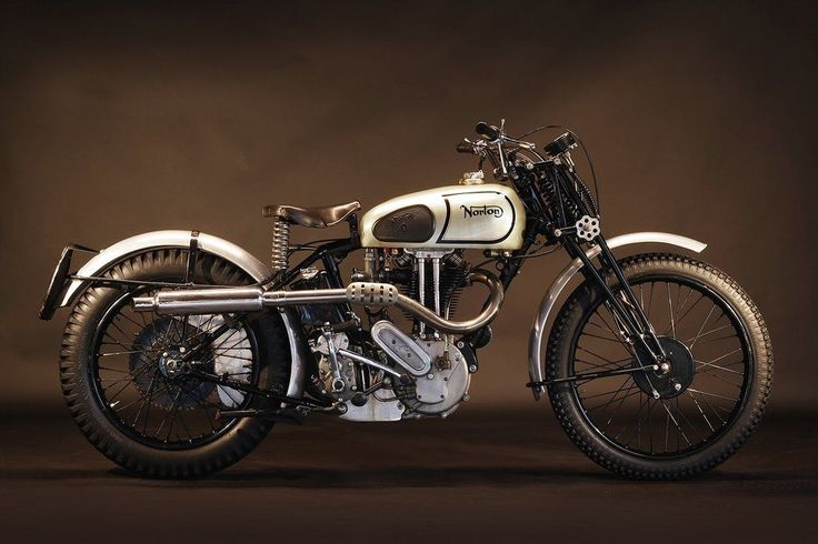 1938 Norton M18 vintage motorcycle for sale via Rocker.co