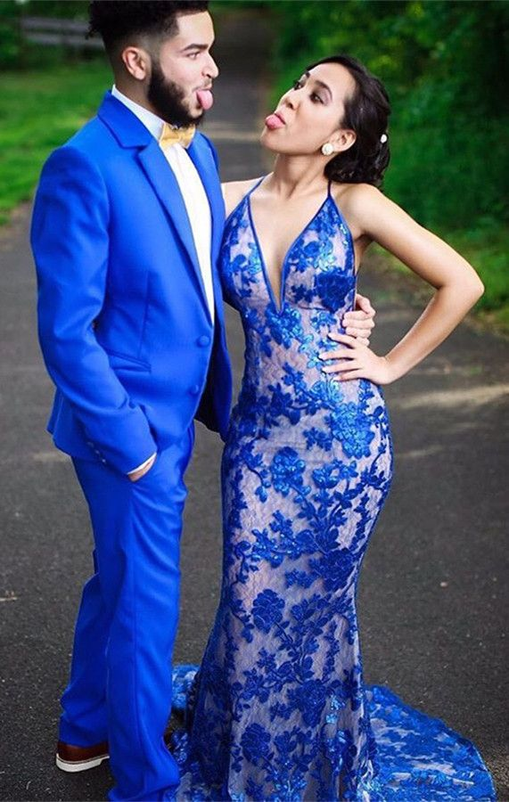 royal blue prom dresses,mermaid prom dresses,lace prom dresses,sexy prom dresses,long prom dresses @simpledress2480