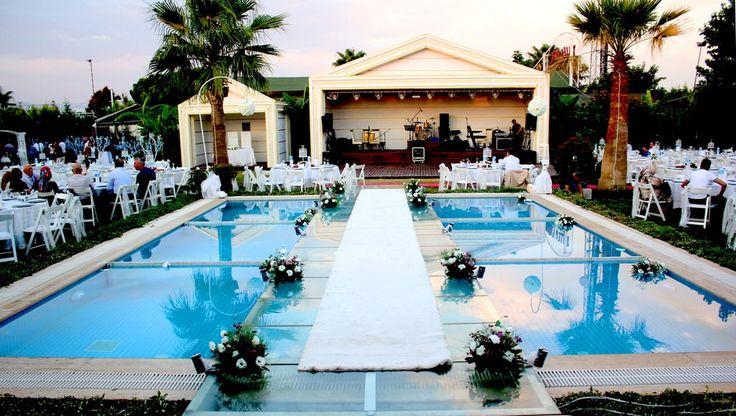 Talles Park Kır Düğünü