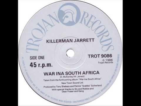Killerman Jarrett - War In South Africa  Version Enjoy