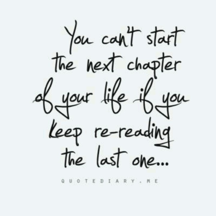 Inspirational Quotes About Starting A New Chapter In Life: Beginning A New Chapter Quotes. QuotesGram