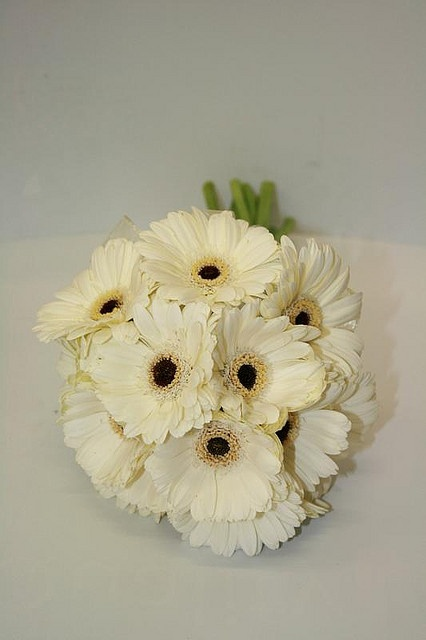 Daisy Gerbera Bridal Bouquet by Flowers Made Easy, via Flickr