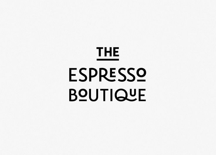 We like this - but it is a little too much.  The Espresso Boutique by Menta, via From up North