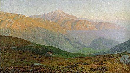 Oreste Albertini, 1928 Grigna