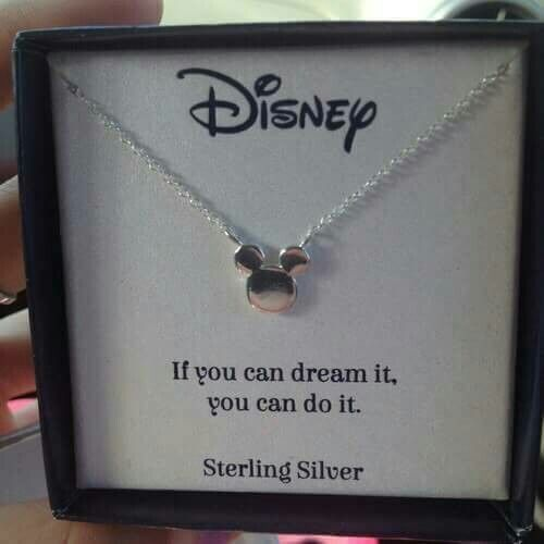 If you can dream it. You can do it #disney