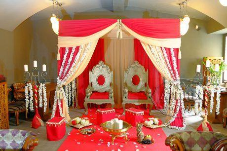 Тематическое украшение свадьбы  в необычной стилистике на сегодняшний день становится особенно актуально