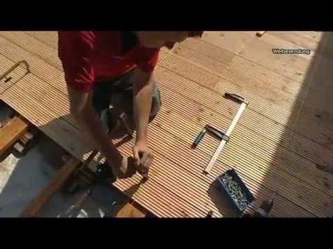 Die besten 25+ Holzterrasse selber bauen Ideen auf Pinterest - terrassen bau tipps tricks