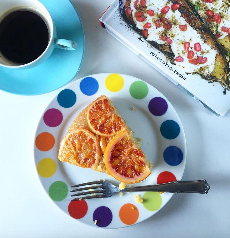 Image credit:  laurelevans #tigerstores #breakfastwithtiger #breakfast #yum #cake #flan #polkadots