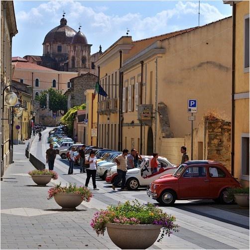 Ales - Oristano - Sardinia / Sardegna