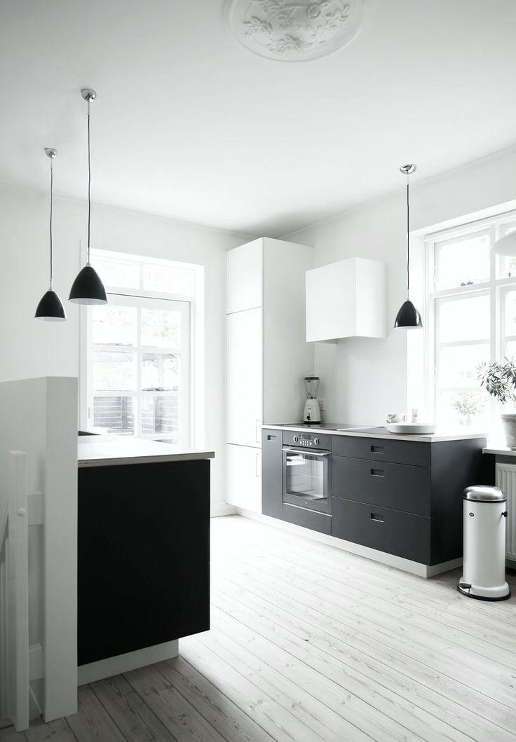 reforma cocina en apartamento con frentes de