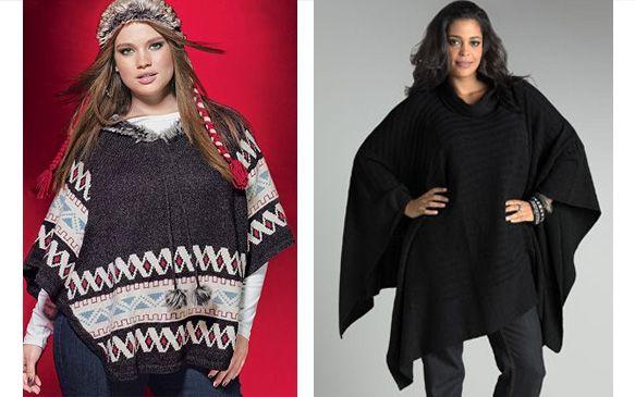 Molett divat nőknek – neked van már poncsód?