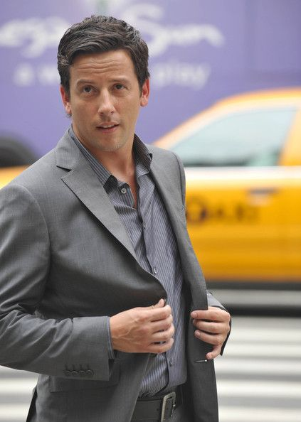 Ross McCall as Matthew Keller in White Collar.  It isn't easy to outshine the likes of Matt Bomer but McCall plays the evil Keller perfectly.
