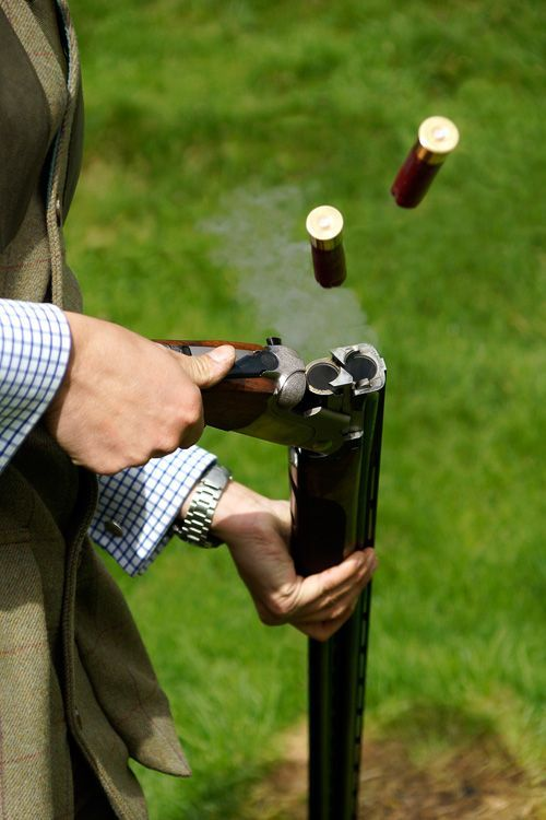 Clay Pigeon Shooting  Gentleman's Essentials