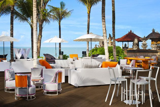 WooBar at the W Hotel, Bali