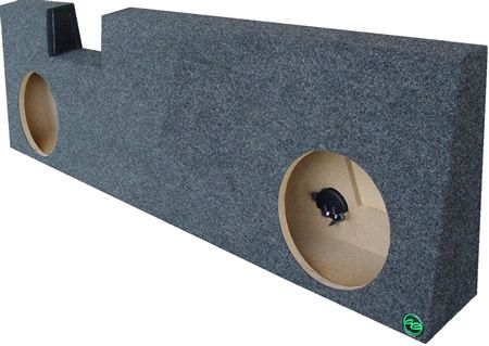 FSD130 - Ford F250 F350 F450 Speaker and Subwoofer Boxes and Enclosures