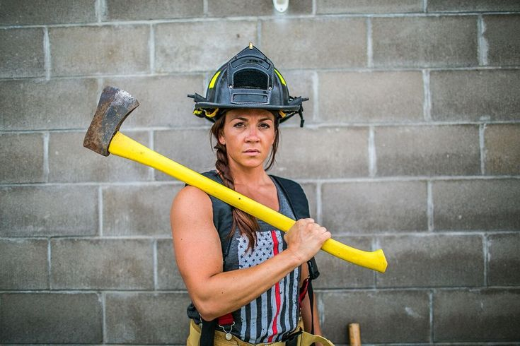 What being a firefighter taught me about motherhood