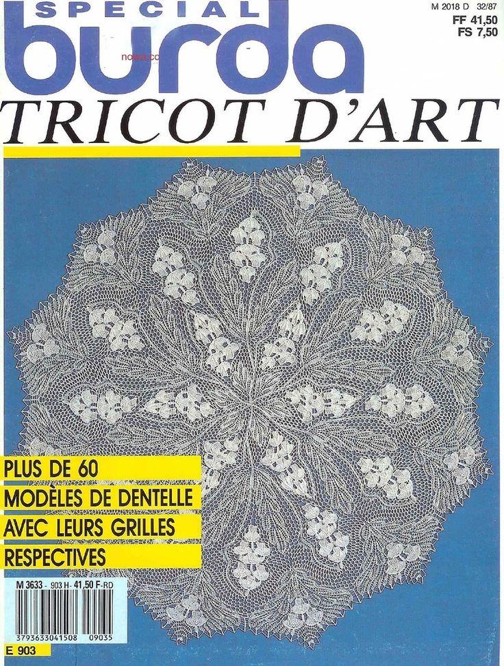 Альбом«Burda special - E903 - 1987_Tricot d`art». Обсуждение на LiveInternet - Российский Сервис Онлайн-Дневников