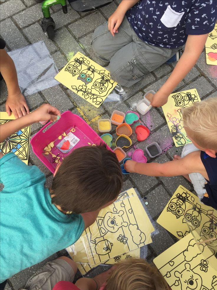 De leukste kinderfeestjes. Www.zandkleuren.nl