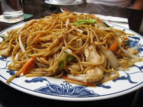 """Javanese Chinese Surinamese Noodles Recipe"" ""Noodles Recipes"" [ASMR] - YouTube"