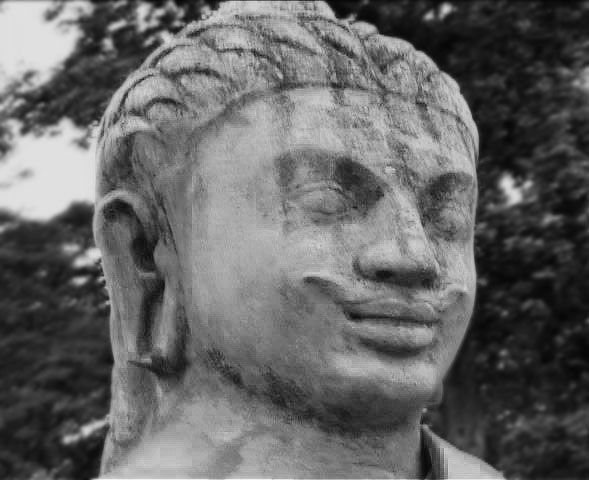 The Original Black Buddha: Do Cornrows on a Buddha Mean What We Think It Means?