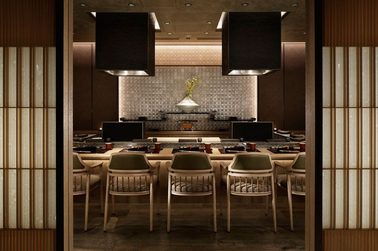"""The Ritz-Carlton, Tokyo """"Hinokizaka"""" [12]"""
