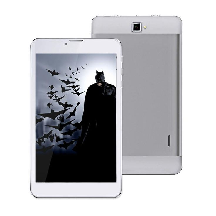 "KOSLAM 7 Inch Android Tablet 1280x800 4Core 1GB 8GB 2SIM 7"" 3G"