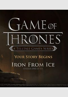 Review: Telltale's Game of Thrones Iron From Ice!   http://www.powergamer.ch/2015/01/19/review-telltales-game-of-thrones-iron-from-ice/