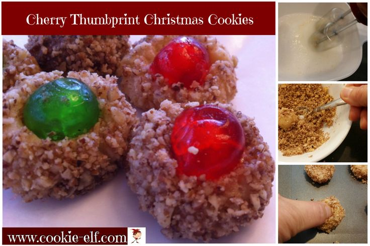 1000+ images about Thumbprint Cookies on Pinterest ...