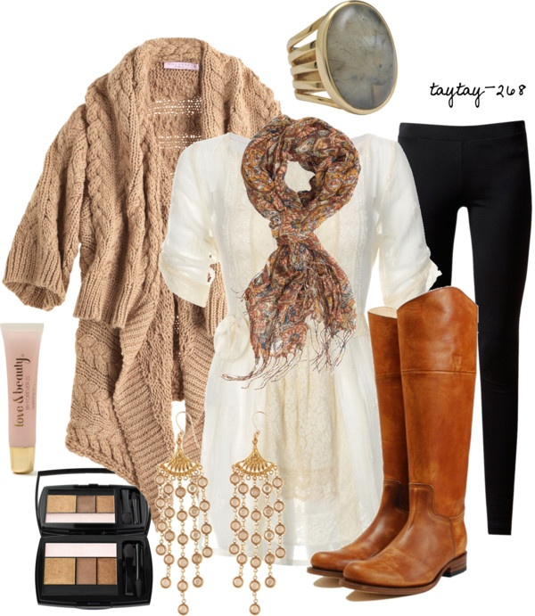 """Bohemian Tunic"" by taytay-268 on Polyvore"