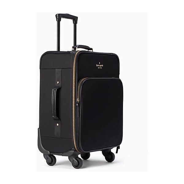 watson lane international carry-on ($448) ❤ liked on Polyvore featuring bags and luggage