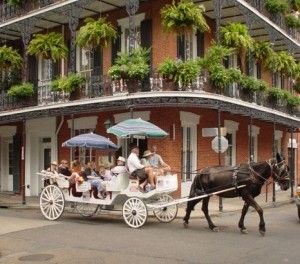 Romance in New Orleans: A Seven Day Romantic Itinerary - Take a romantic carriage ride through the New Orleans French Quarter. See New Orleans in a whole new light (Photo Credit: Texas Pepper)