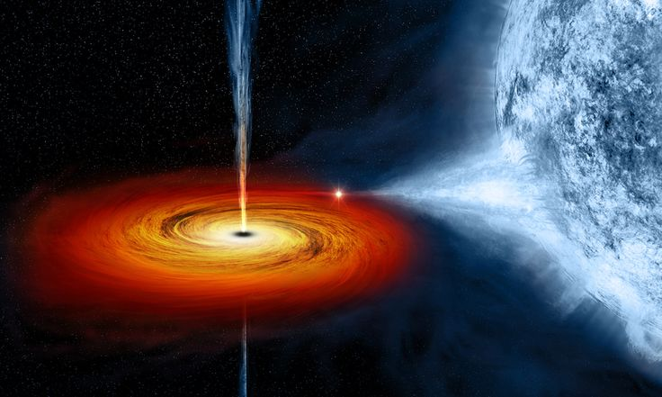 Stephen Hawking claims black holes could be portals to another universe