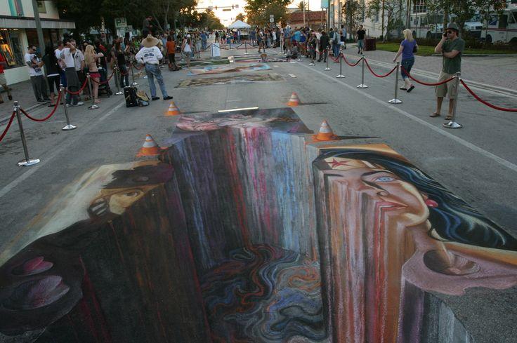 Street Painting Festival - Paintings