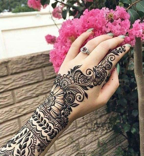 Henna Designs for Girls 2018