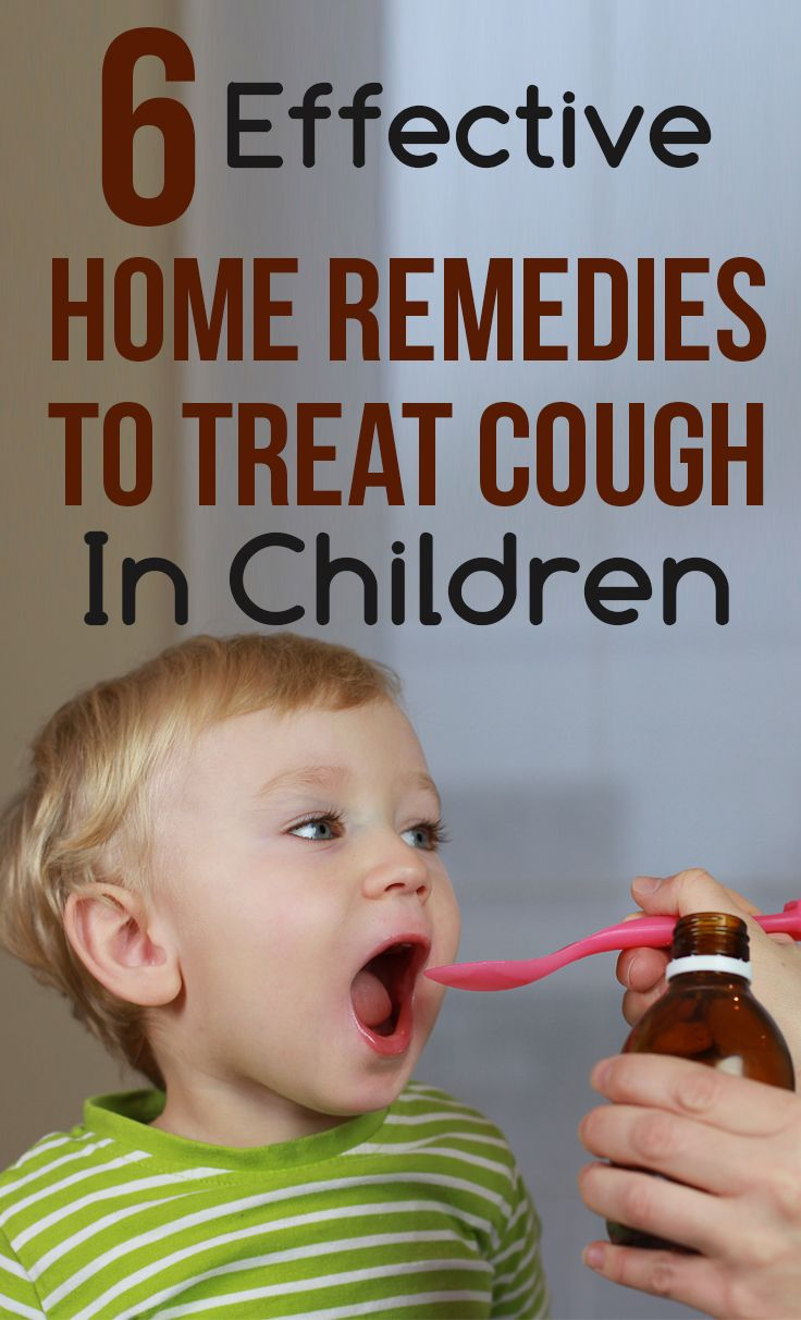 6 Effective Home Remedies To Treat Cough In Children